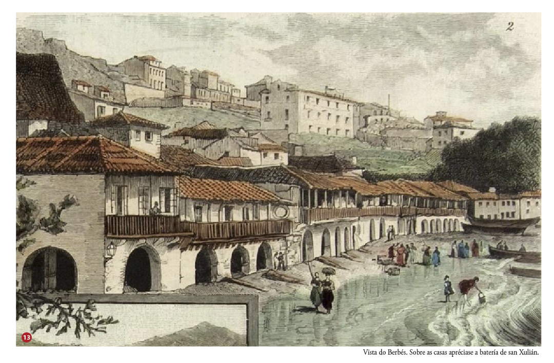 Vista do Berbés 1879-1881